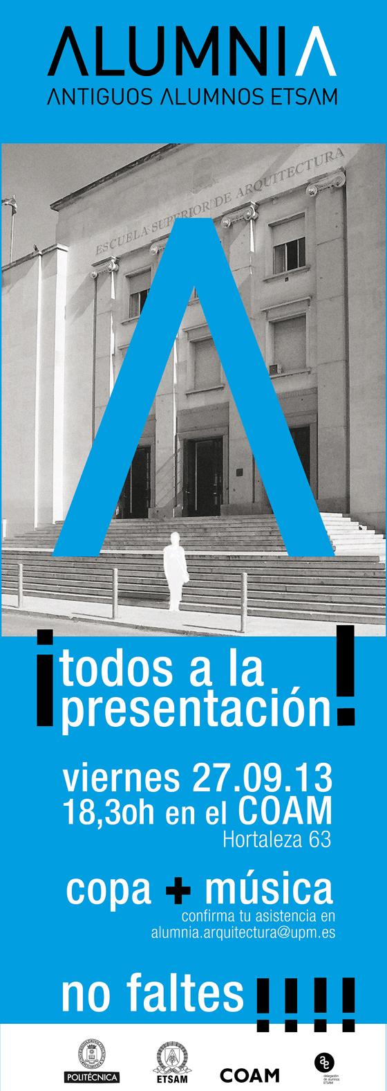 Presentaci n de alumnia delegaci n de alumnos de la - Arquitectura tecnica madrid ...