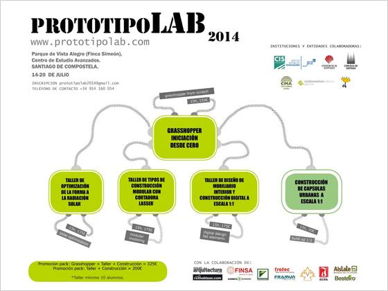 Prototipolab 2014 delegaci n de alumnos de la escuela - Arquitectura tecnica madrid ...