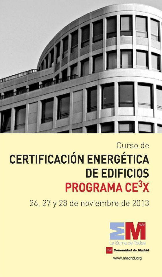 Certificaci n energ tica delegaci n de alumnos de la - Arquitectura tecnica madrid ...