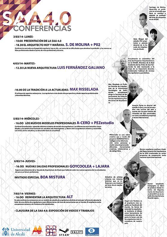 semana de la arquitectura de alcal 40