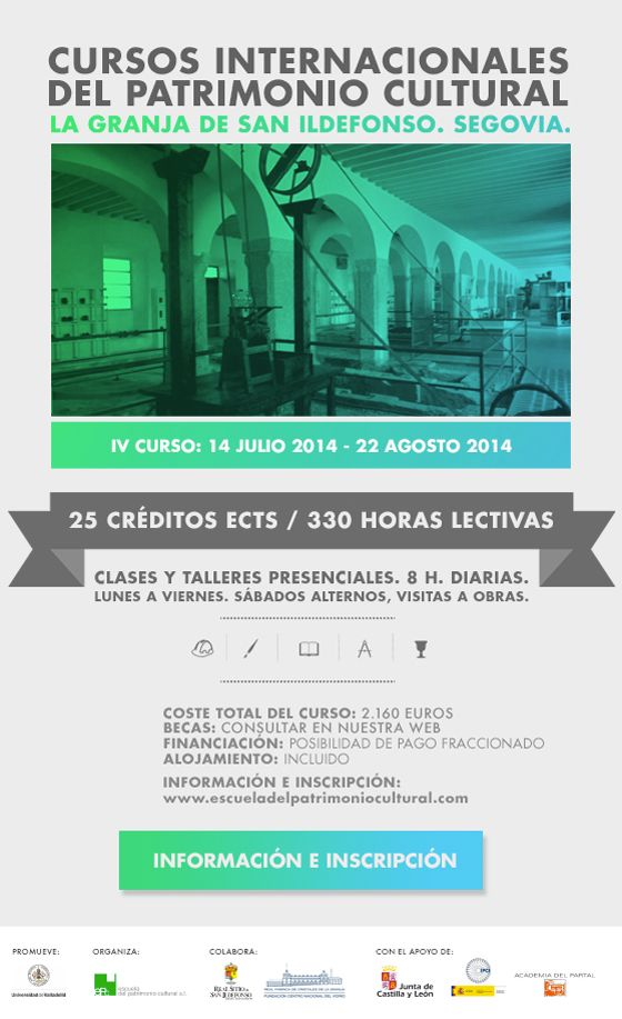 Patrimonio delegaci n de alumnos de la escuela t cnica - Arquitectura tecnica madrid ...