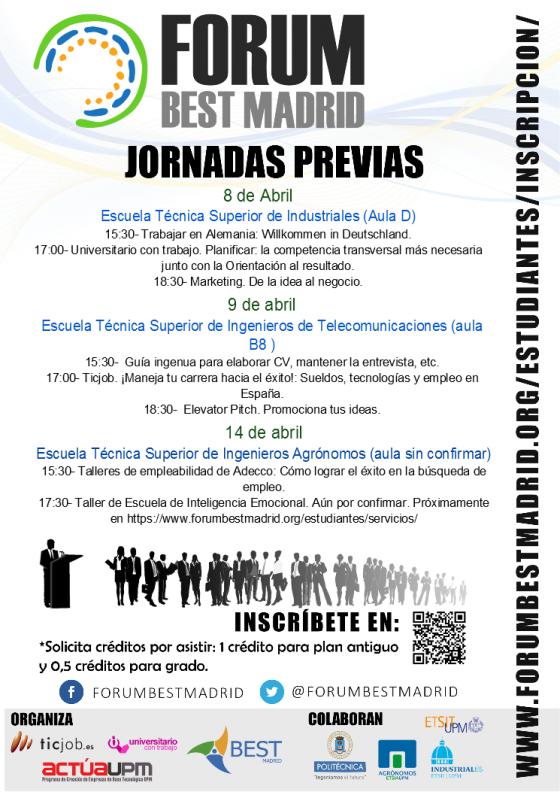 Upm delegaci n de alumnos de la escuela t cnica superior - Arquitectura tecnica madrid ...